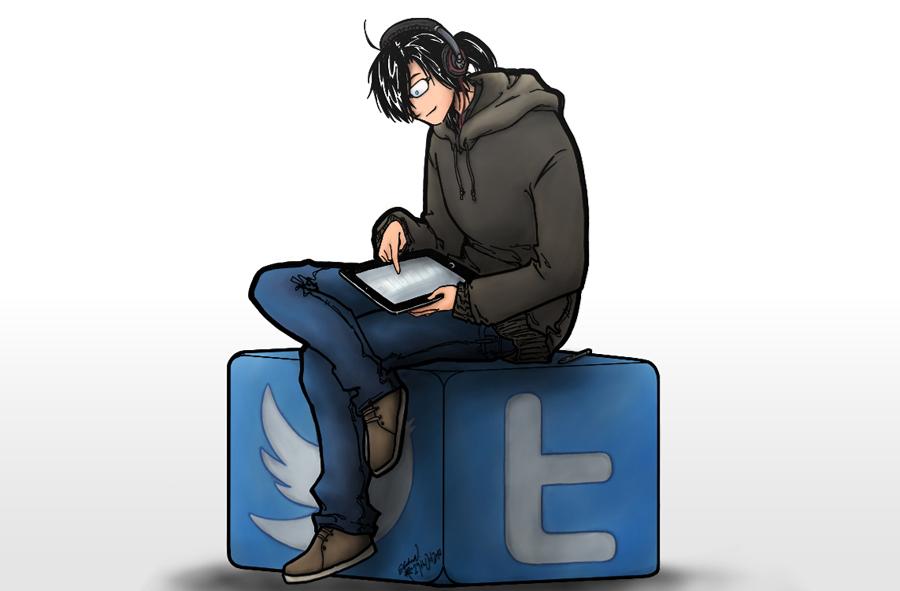 Social Network #4 - Twitter